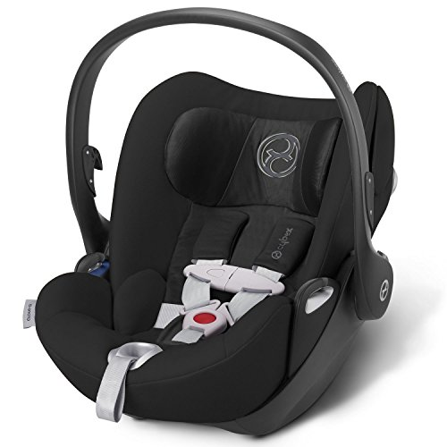 Cybex Cloud Q Infant Car Seat – Black Beauty