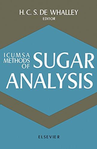 Icumsa Methods Book 2013