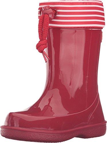IGOR , Jungen Stiefel rot rot