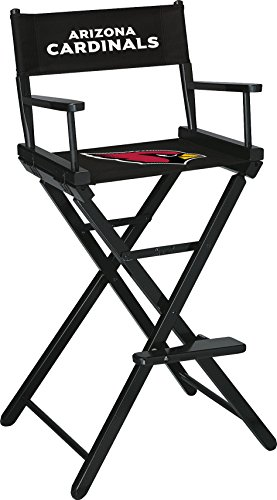 - Imperial Officially Licensed NFL Furniture: Directors Chair (Tall, Bar Height), Arizona Cardinals