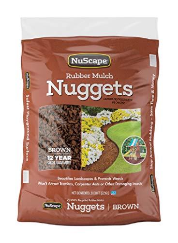 Nuscape Rubber Nugget 0.8 Cu. Ft. ()