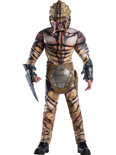 Rubie's Child's Deluxe Predator Costume, -