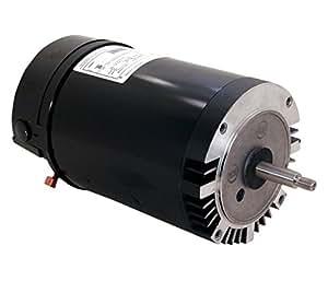 Century sn1152 1 1 2 hp pool and spa pump for Amazon pool pump motors