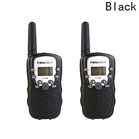DishyKooker Talkie Walkie Enfants Mni Toys Interphone électronique Portable Radio bidirectionnelle