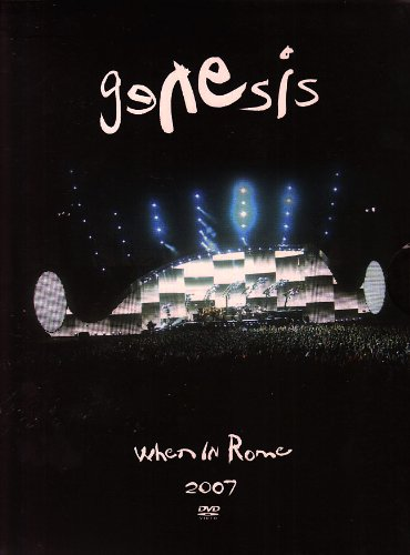 Genesis: When In Rome Live 2007 by EMI Europe Generic