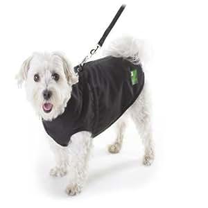 """1Z Dog Coat in Black Size: 16"""" L x 25"""" G"""