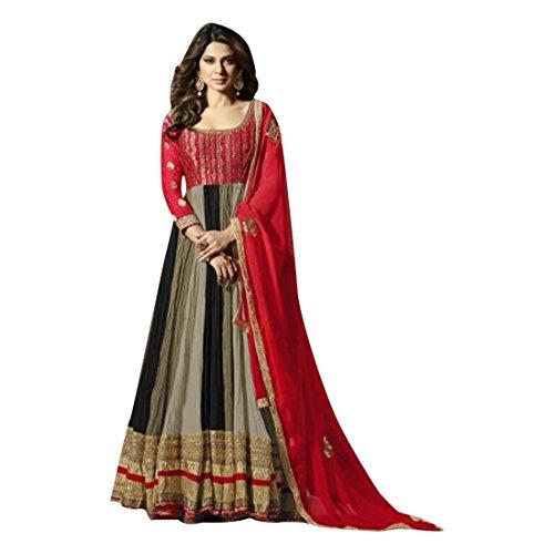 03ef8ad86824 Pakistani Lungo Georgette Tradizionale Su Abito Musulmane Misura Designer Salwar  Indiano Vestito Etnico Partywear 806 Donne Personalizzato Anarkali ...
