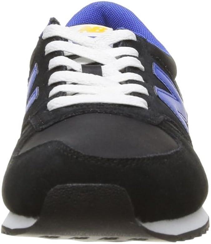 New Balance U420 D 14E, Zuecos para Hombre, Mehrfarbig (SNBO Black/Blue 8), 40.5 EU: Amazon.es: Zapatos y complementos