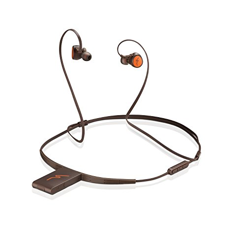 MP3 Music Player with Bluetooth 4.1 - VONTER 8GB MP3 Player with Bluetooth Headphones - Bluetooth Wireless Sports Headset for Running in-Ear Sweatproof Earbuds - Stereo Bass - Noise Isolation - Coffee