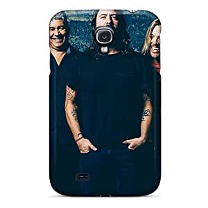 CharlesPoirier Samsung Galaxy S4 Scratch Protection Mobile Covers Unique Design Nice Foo Fighters Pictures [YFA2587qESV]