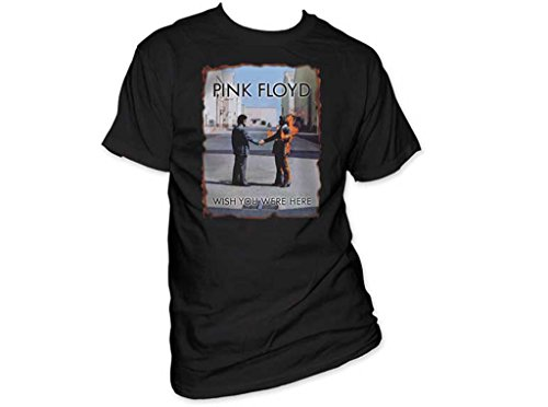 Pink Floyd - Wish You Were Here (Burnt Edges) T-Shirt Size S (A Wish T-shirt)
