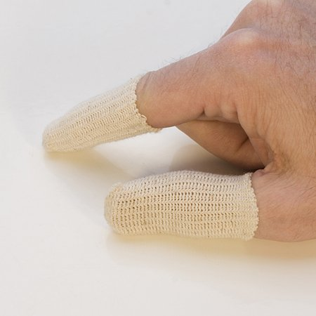 Cotton Finger Guards (Pkg of 20)