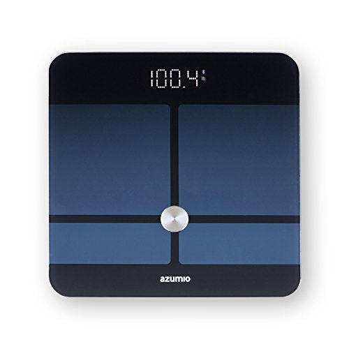 Azumio Smart Weight and Body Fat Bluetooth Digital Scale with App - Apple Health Compatible by Azumio (Image #3)