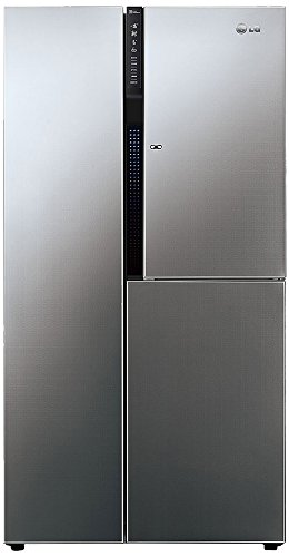 LG 679 L In Frost-Free Refrigerator (GC-M237JSNV, Silver)