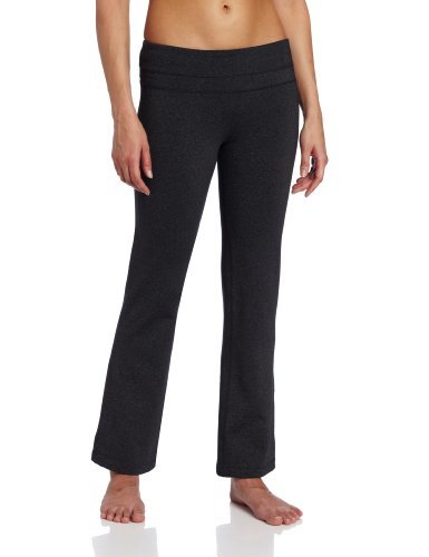 prAna Women's Short Inseam Audrey Pant, Large, Charcoal Heat