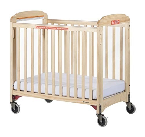Evacuation Crib Fixed-Side - Clearview -Includes Evacuation Frame