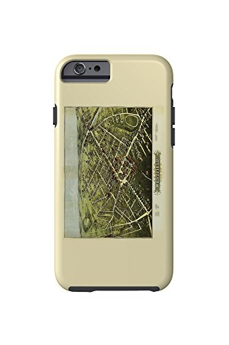 westfield-massachusetts-panoramic-map-iphone-6-cell-phone-case-tough