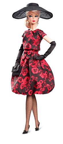 Barbie Elegant Rose Cocktail Dress - Classic Collection Dolls