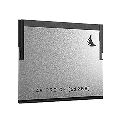 Image of Angelbird AV PRO CF 512GB CFast Memory Card CompactFlash Cards