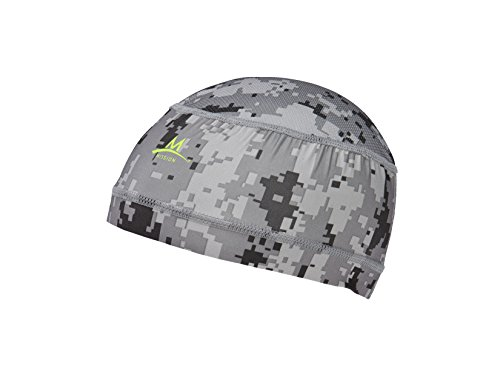 Mission Enduracool Cooling Helmet Liner, Digi Camo Grey, One Size]()