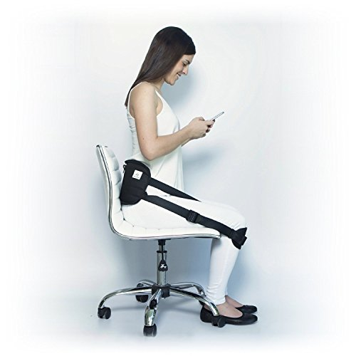 Supportiback - Ergonomic Lower Back Support Brace for Bac...