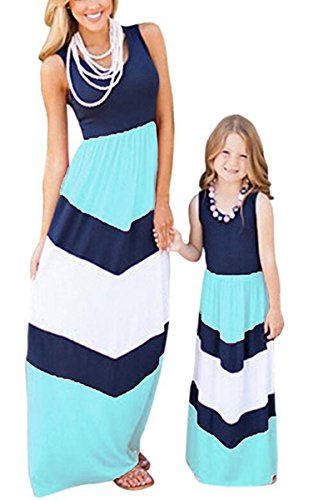 Family Look Clothes - Bai You Mei Mommy and Daughter