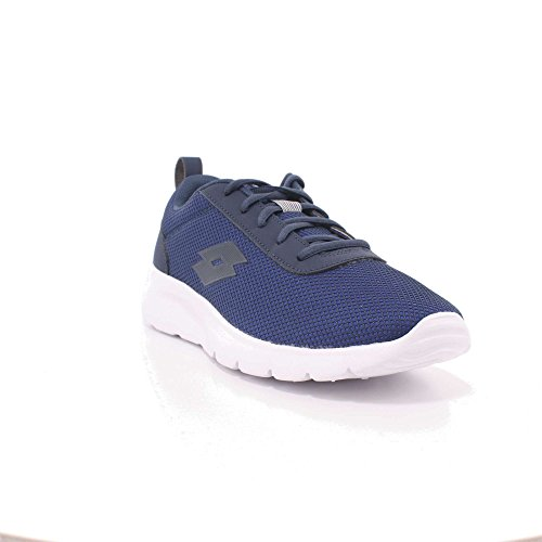 Lotto T3977 Sneakers Mann Blau