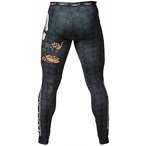 Tatami Fightwear Thinker Monkey Spats - 2XL - Gray