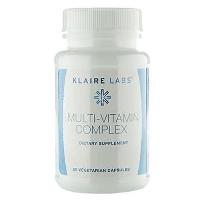 Klaire Labs - Multi-Vitamin Complex - 60 VCaps