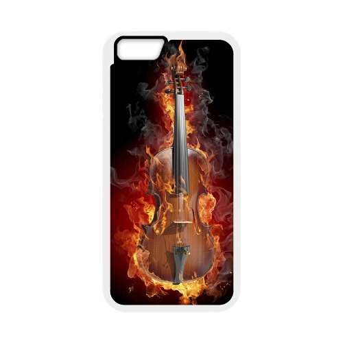"SYYCH Phone case Of Personalized Design Violin 1 Cover Case For iPhone 6 Plus (5.5"")"