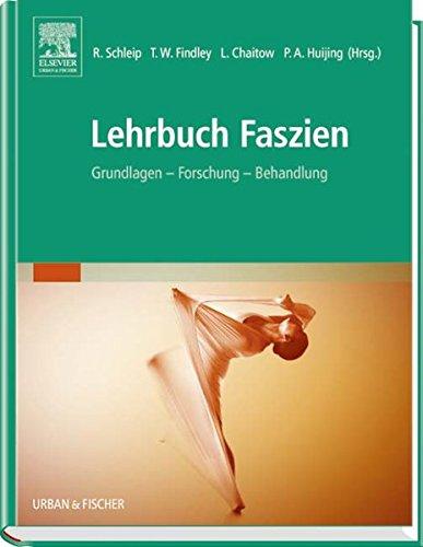Lehrbuch Faszien: Grundlagen, Forschung, Behandlung: Amazon.de ...