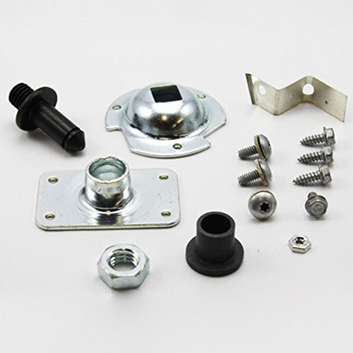 GE WE25X205 Dryer Drum Shaft & Bearing - Drum Dryer Shaft Ge