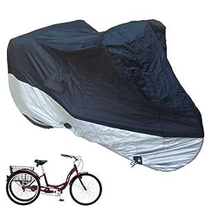 Viaky 2 Bicycle Cover Two Cycle Mountain Bike// Road Rain Waterproof And Anti UV