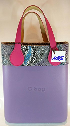 OBAG Women's Top Handle Bag iris blue