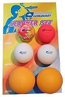 Donic Schildkröt Tischtennis-Bälle Oversize Konzept Methodik Schulsport
