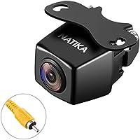 NATIKA 720P Backup/Front/Side View Camera, IP69K...