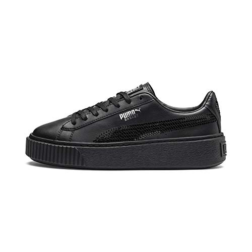W Black Trainer Puma Platform Bling Black 7qTPE