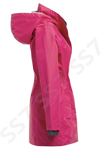 Cerise SS7 Raincoat Navy Waterproof 24 NEW 18 Sizes Cerise Women's to taXxqdxpw