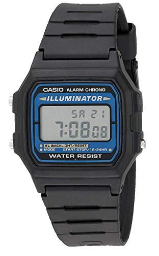 - Casio F105W-1A Casio Illuminator Watch