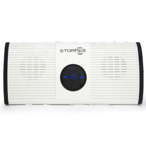 stormp3-water-resistant-mp3-speaker-internal-memory-portable-design-brilliant-sound-white