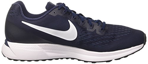 Indigo Blue Neutral Recal Running Obsidian Multicolore Uomo NIKE 34 Zoom Air Pegasus Scarpe White wfAcqTZPB