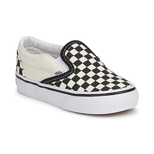 Vans Sin off white Zapatillas Black White Cordones Slip rrqaExg