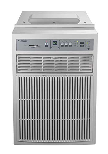 Koldfront CAC8000W 8000 BTU 115V Casement Air Conditioner with Dehumidifier and Remote Control (Best Casement Window Air Conditioner)