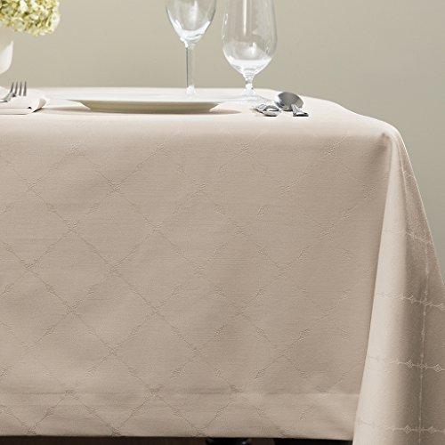 Juliet by Sferra - Oblong Tablecloth 70x90 (White)