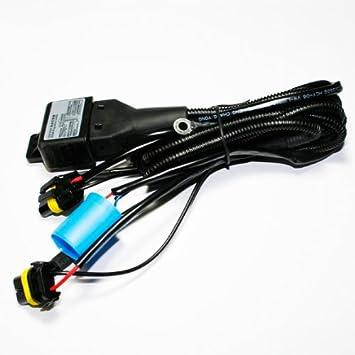 41KjeIjud5L._SY355_ amazon com 35w 12v hid xenon 9004 9007 hi lo controller relay  at readyjetset.co