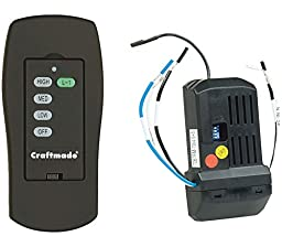 Craftmade UCI-2000 Universal Fan Remote System