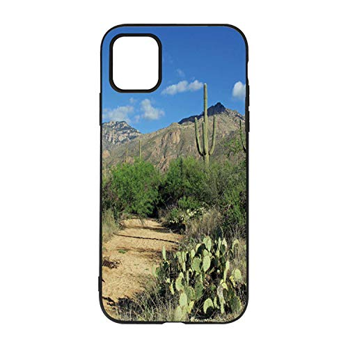 Hiking Trail in Bear Canyon in Tucson iPhone 11 case,AZ Compatible with iPhone 11