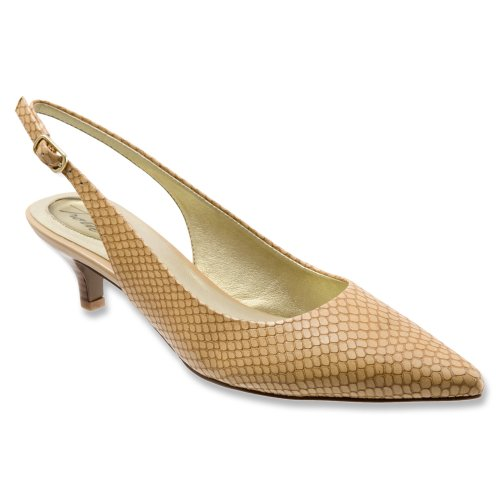 Trotters Women's Prima Dress Pump Nude Snake clearance low shipping d4uRHP