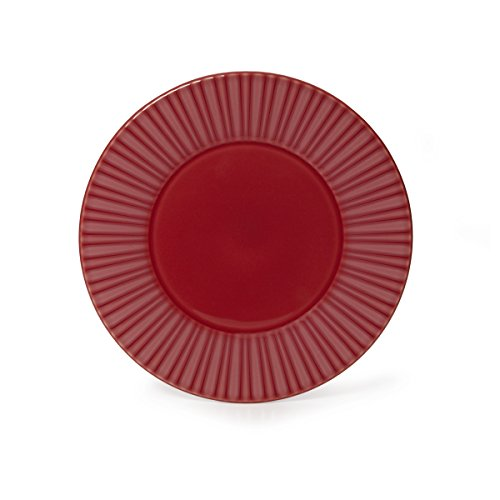 Mikasa Sutton Crimson Round Serving Platter
