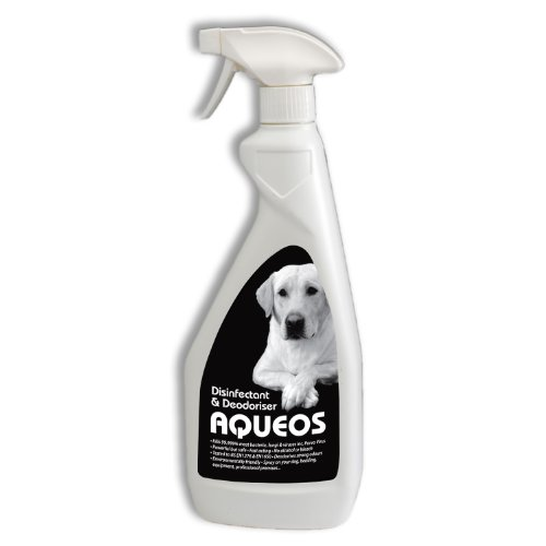 Aqueos Canine Disinfectant and Deodoriser, 750 ml